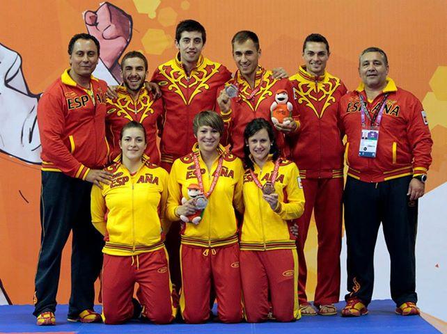 Juegos del mediterraneo marta armentia medalla de bronce for Gimnasio yin yang