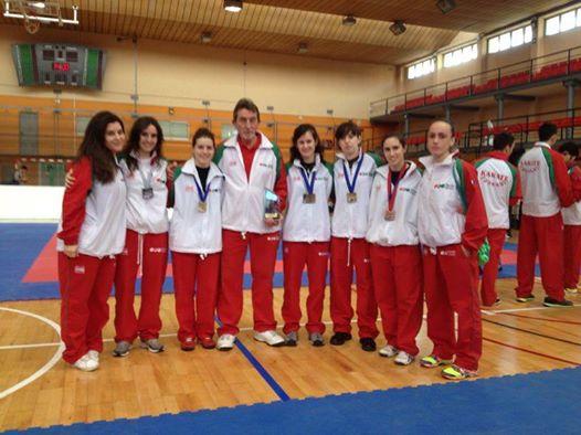 Camp espa a karate senior fase previa valencia 15 02 2014 for Gimnasio yin yang