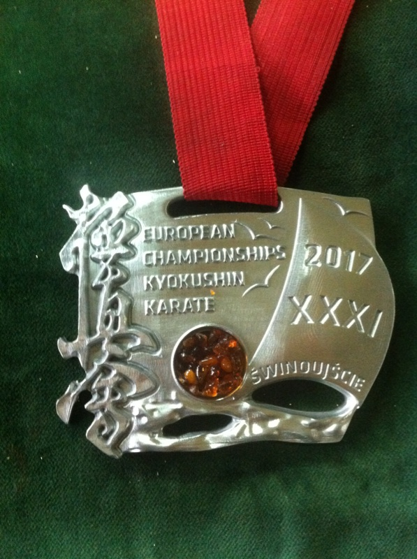 31 camp europeo kyokushin karate polonia 2017 gimnasio for Gimnasio yin yang